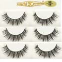 Wholesale 3D Silk diamond grade lashes China suppliers 3 pairs 3D05