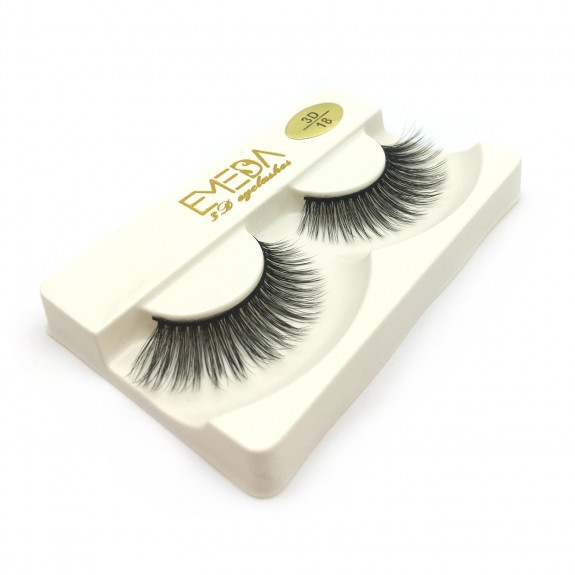 Factory Price High Quality 3D Silk diamond grade lashes 3 pairs 3D18