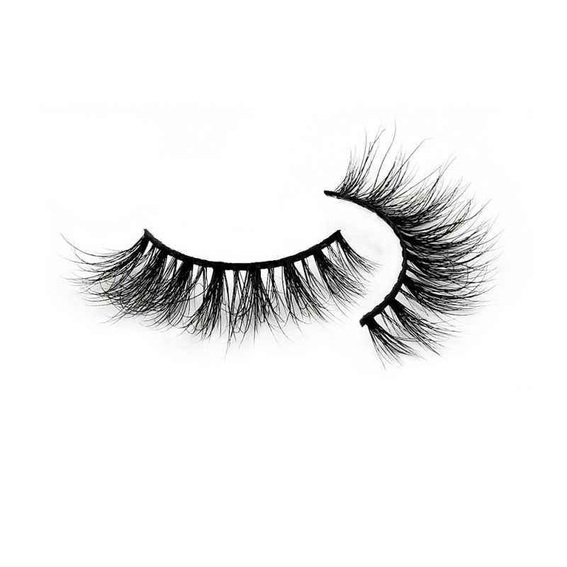 100% Real Mink Fur 3D Mink Lashes Diamond Grade D109