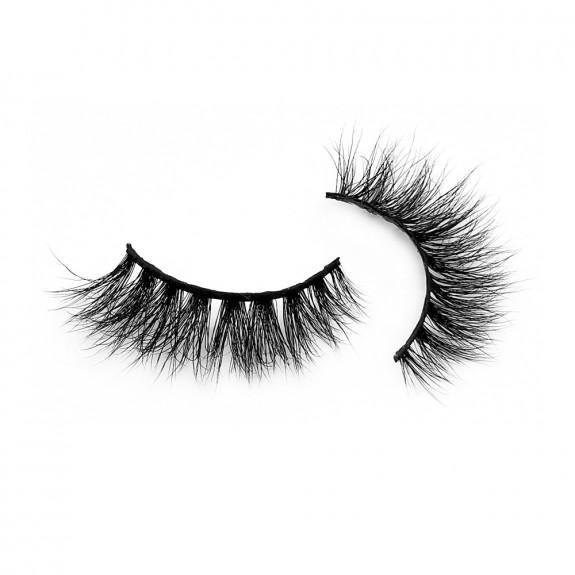 3D Real Mink Fur Lashes Diamond Grade D116