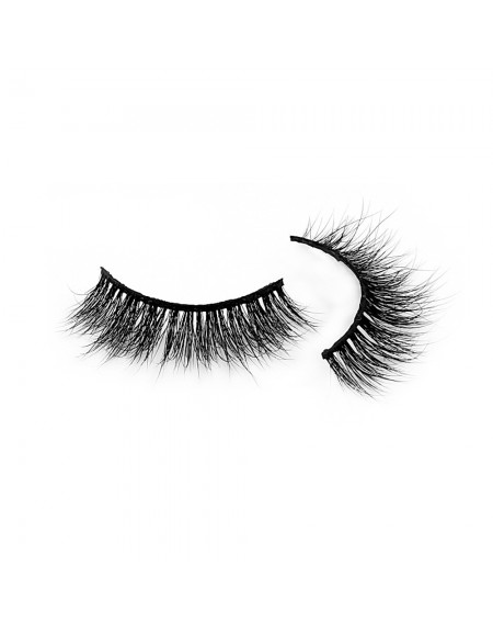 3D Real Mink Fur Lashes Diamond Grade D117