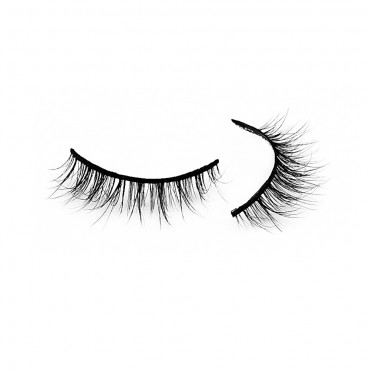 3D Real Mink Fur Strip Lashes Diamond Grade D123