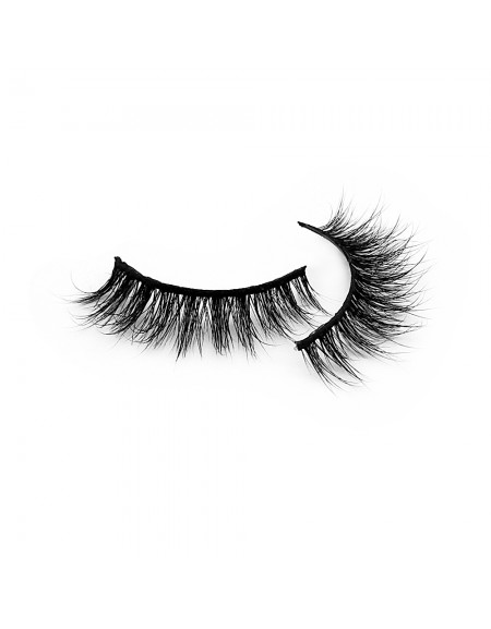 Premium Mink  3D Strip Lashes Diamond Grade D127