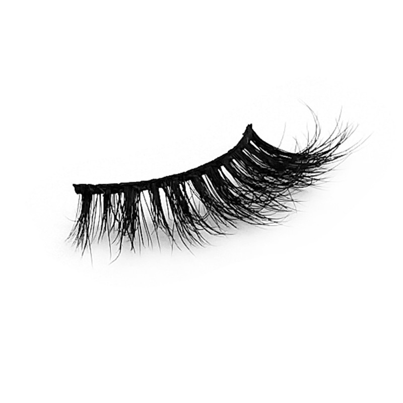 100% Handmade 3D Mink Fur Lashes Diamond Grade D128