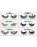 Big Sale Natural Looking 3D Mink Fur Fake Eyelashes 3D01-3D06