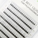 0.1mm 0.07mm C D Curl 8-14mm Mix Length and 11-15mm Single Length 3D Premade Volume Fans Eyelash Extensions
