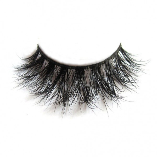 Wholesale 3D 100% Real Mink Lashes Vendor D008