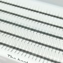C D Curl 0.07mm 0.1mm 8-12mm Length 2D Premade Fans Volume Eyelash Extensions