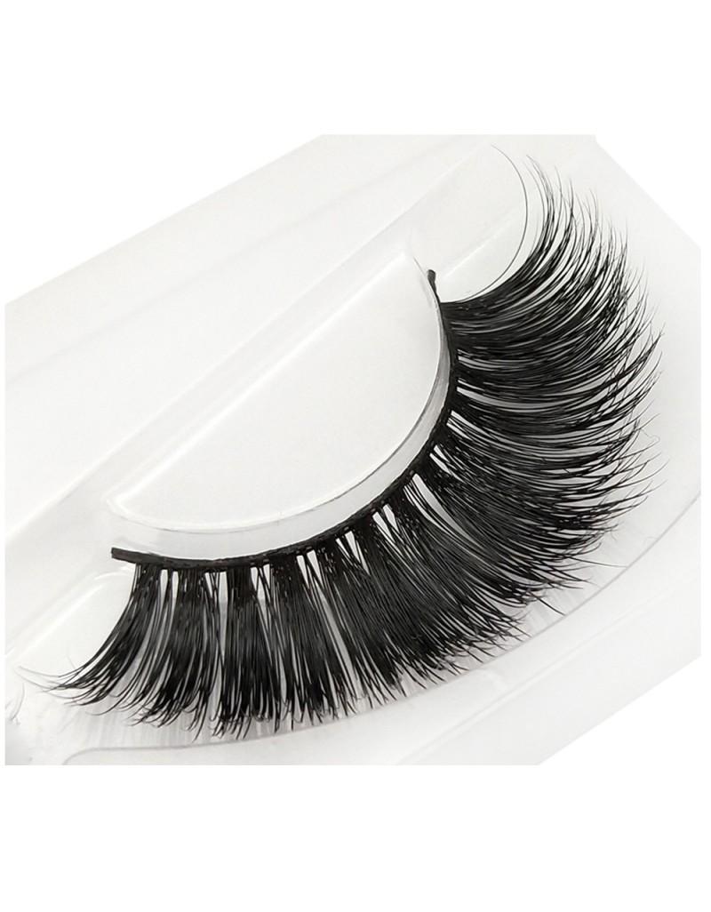 2019 Hot Selling 3D mink eyelashes manufacturer 100% real mink lashes G-2