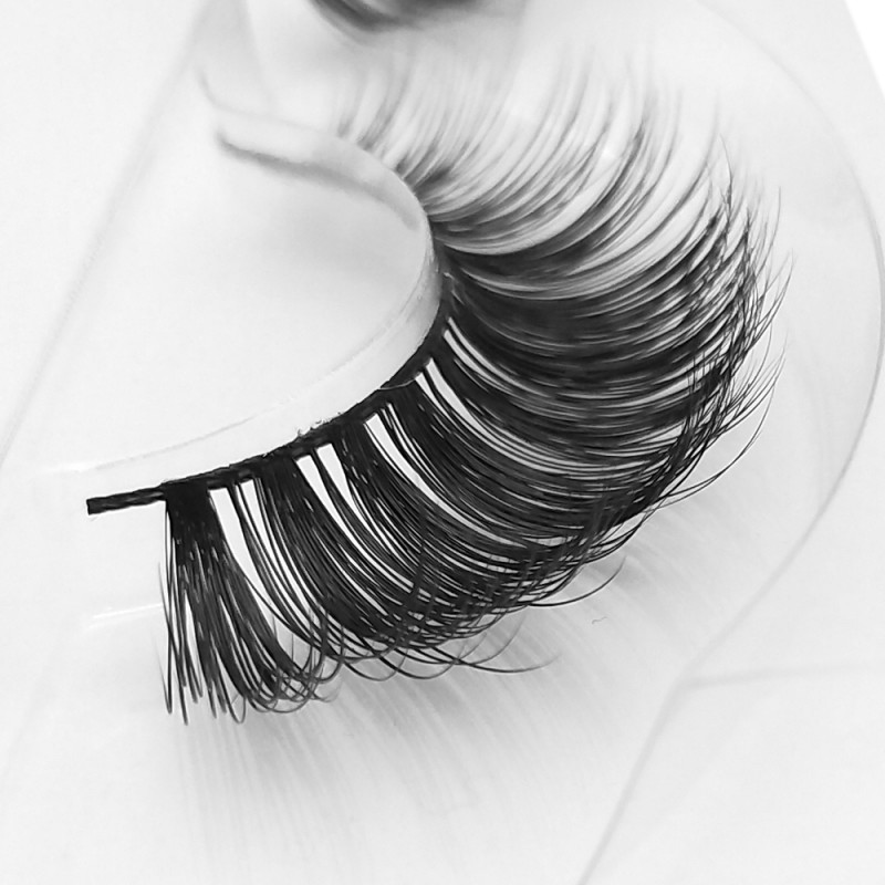 Real mink lashes manufacturer  mink eyelashes China   Factory Price G-7