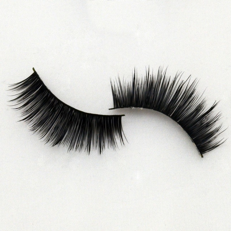 New Design Pure Handmade 3D Real Mink Lashes G006