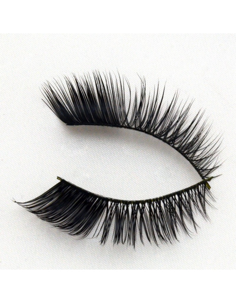 Luxurious 3D 100% Real Mink Lashes G007