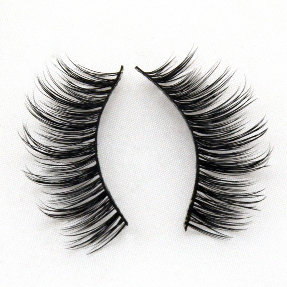 100% Pure Handmade 3D Real Mink Lashes G008