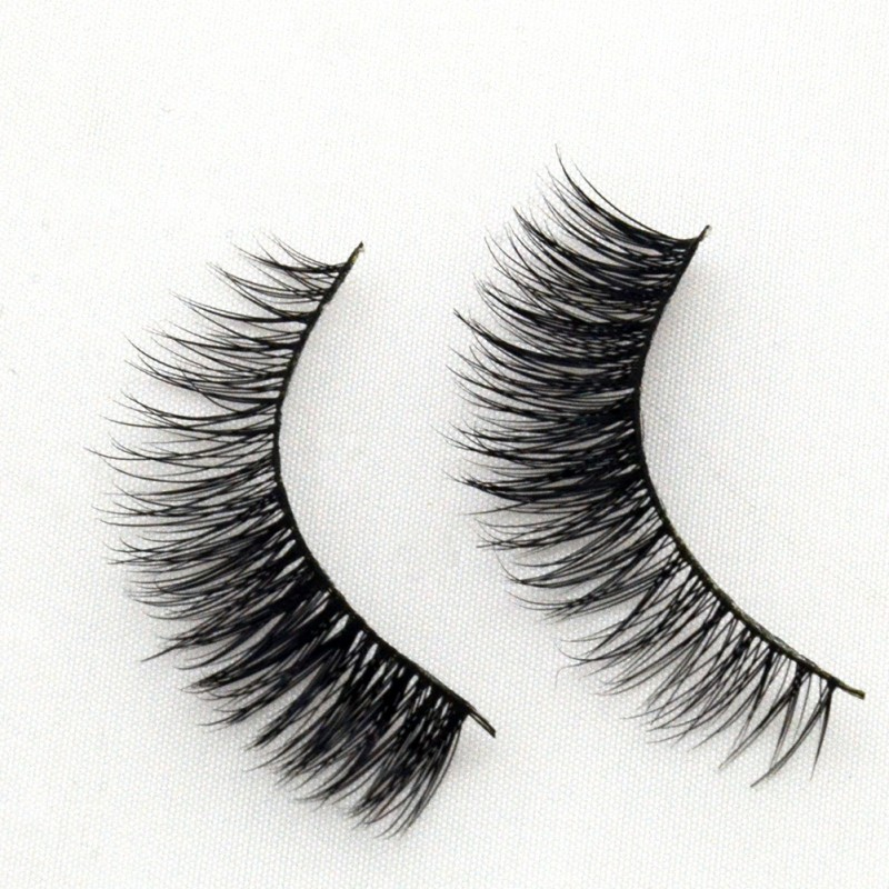 Hot Sale Gold Grade 3D Real Mink Lashes G009
