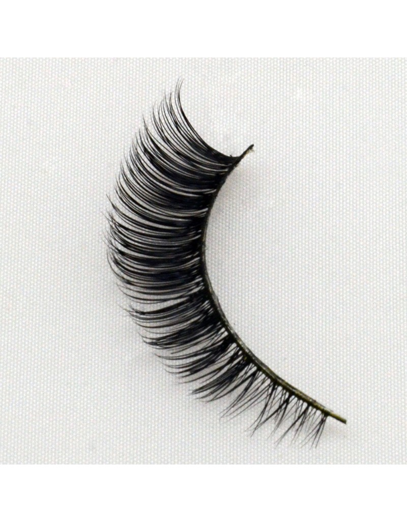 Hand Made Gold Grade 3D Real Mink Lashes G010