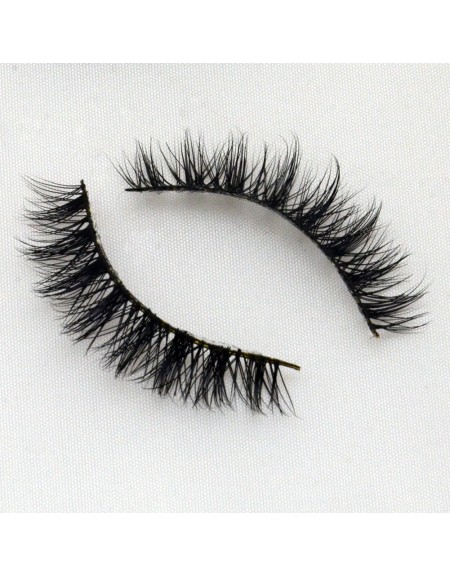Unique Criss-cross Real Mink Lashes Vendor G014
