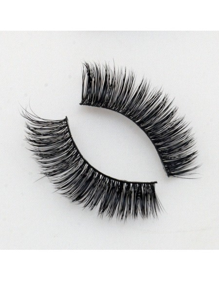 Thick and Natural 3D Real Mink Lashes G017