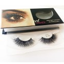 Wholesale 100% Handmade 3D real mink fur Lashes  Canada HD015