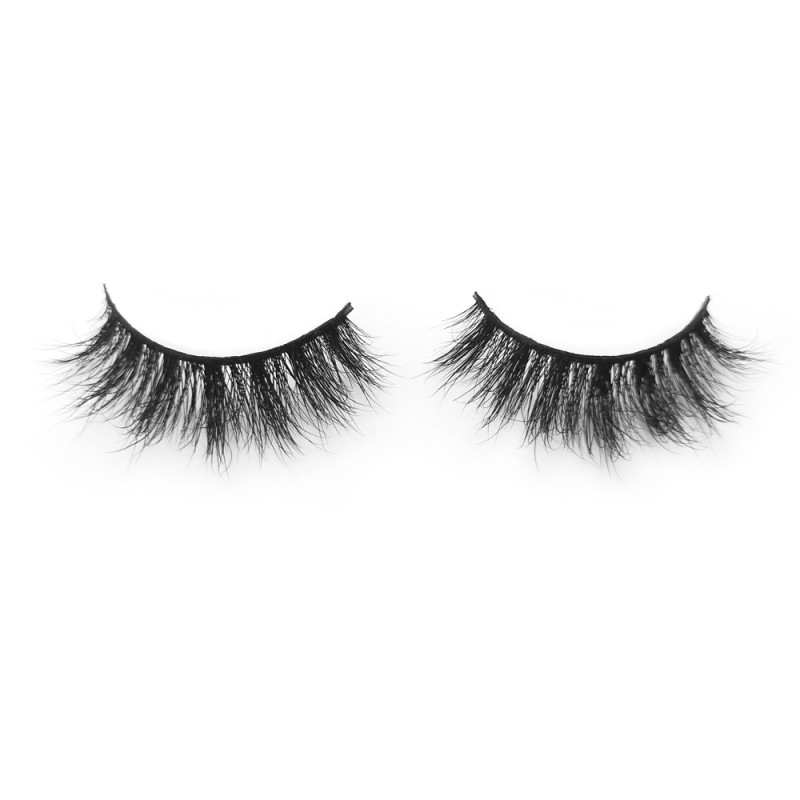 Hot Selling mink eyelashes Wholesale eyelashes vendors 100% real mink lashes M-1