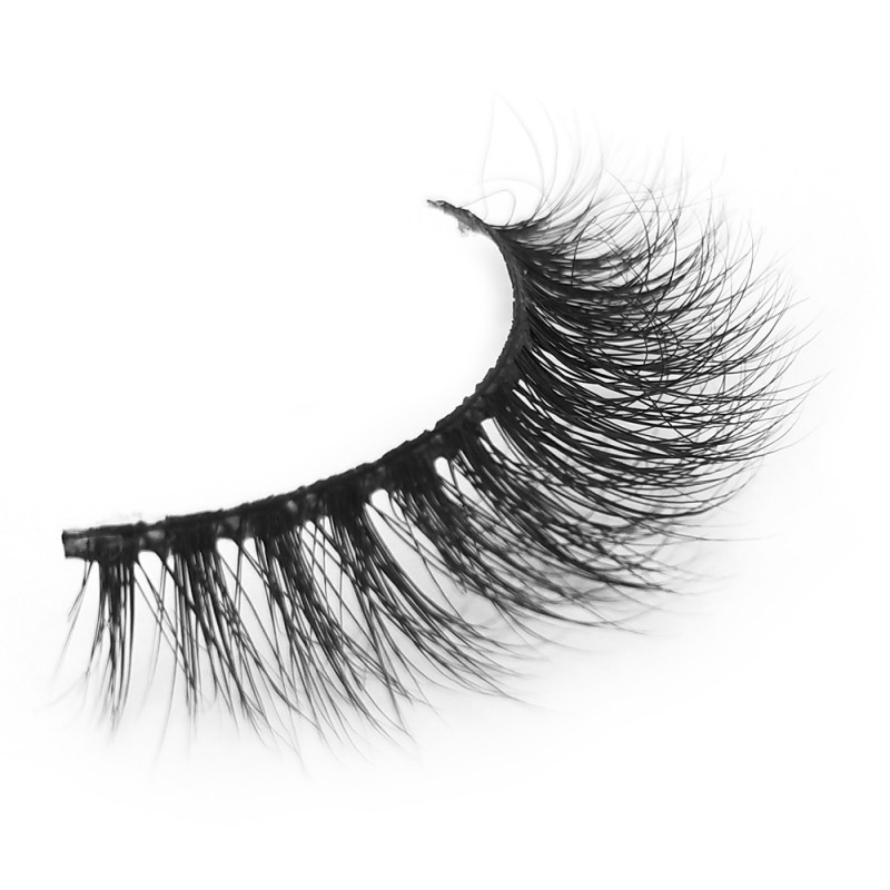2019 Hot Selling mink eyelashes manufacturer 100% real mink lashes M-2
