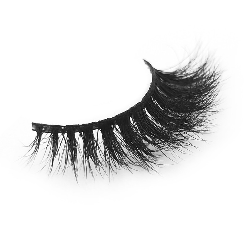 Natural mink lashes supplier Wholesale mink eyelashes worldwide Factory vendors M-9