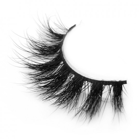 Real mink lashes manufacturer  mink eyelashes China Factory Price M-7