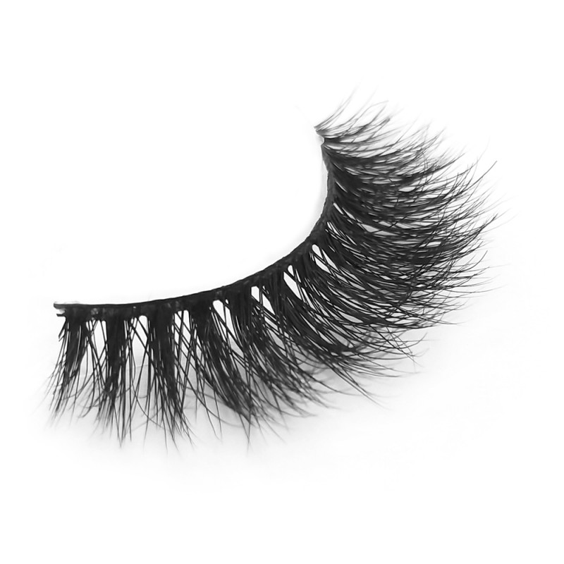 China Lashes Factory Wholesale real mink lashes worldwide Factory Price vendors M-11