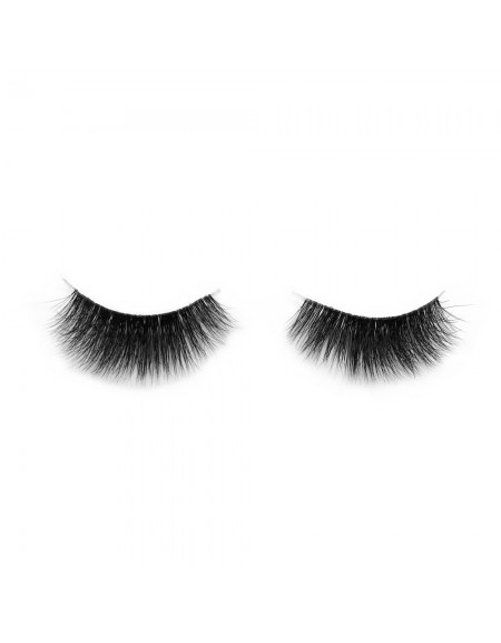3D Mink Crown Grade 100% Siberian Fur Fake Eyelashes C05