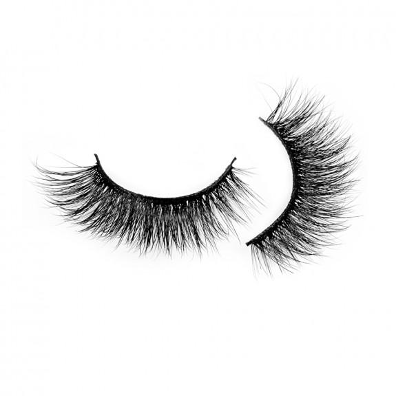 2020 New Trend Platinum Grade 3D Real Mink Eyelashes P128