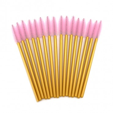 300 PCS Mascara Wands Eye Lash Brushes for Eyelash Extensions