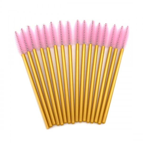 300 PCS Mascara Wands Eye Lash Brushes for Eyelash Extensions