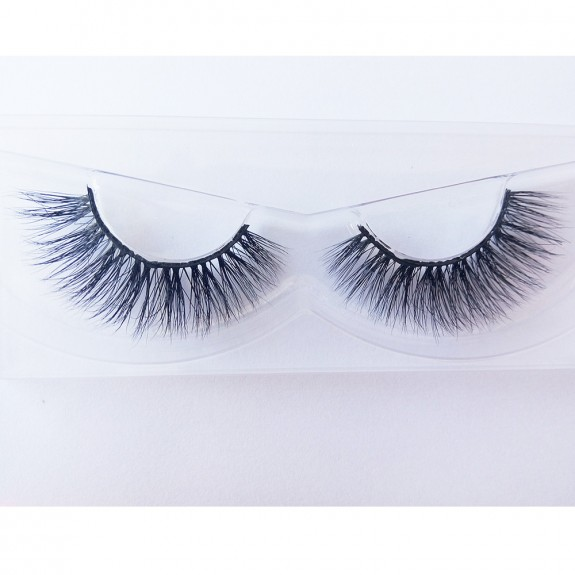 Wholesale Best Quality 3D Real Mink Lashes Vendor D102