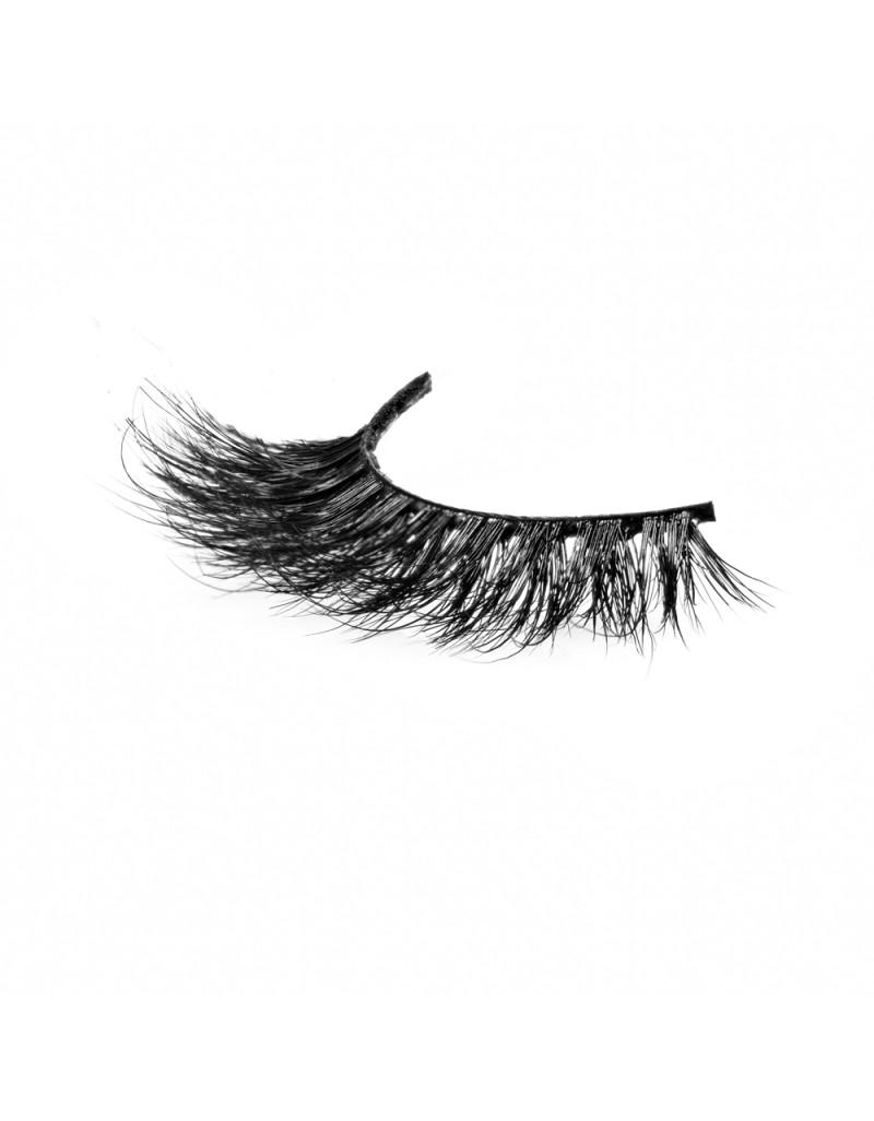 V Shape 3D 100% Real Mink Eyelashes by Lashes Manufacturer P121