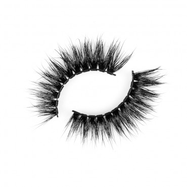 V Shape 3D 100% Real Mink Eyelashes by Lashes Manufacturer P121