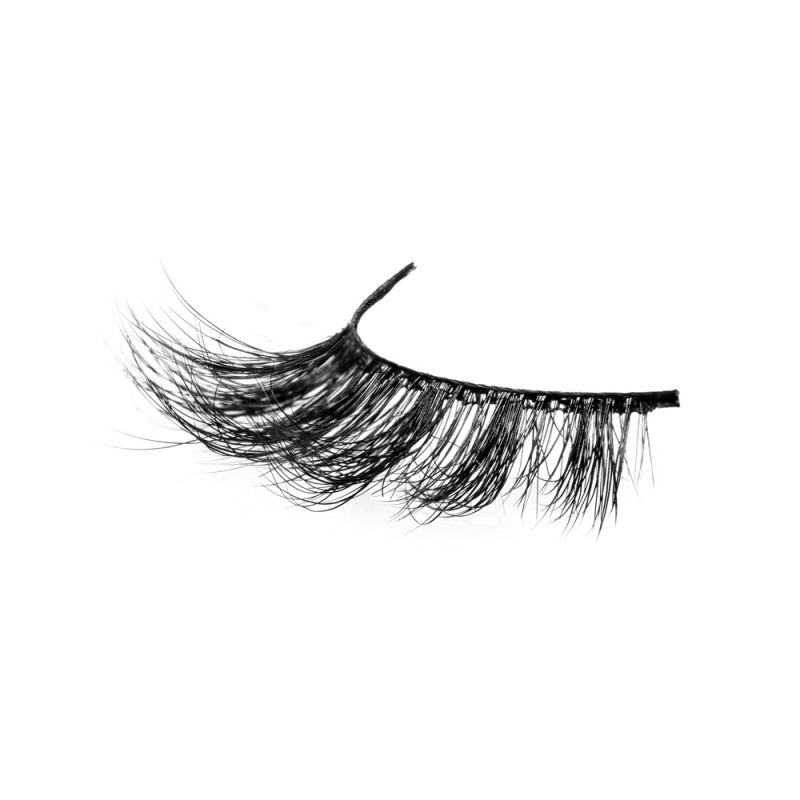 3D 100% Real Mink Eyelashes Sparse and Long Style P122