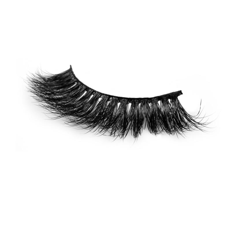 Reusable 100% Siberian Mink Hair 3D Mink Eyelashes P149