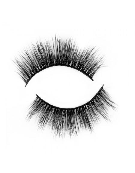 Premium 100% Real Siberian Mink Fur Eyelashes P153
