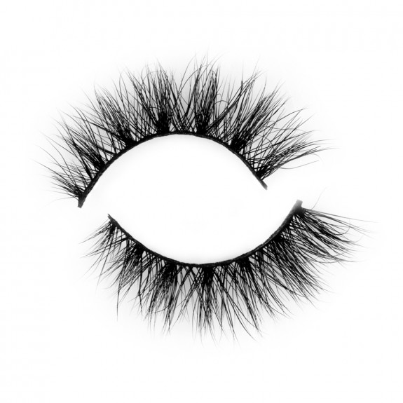 Handcraft Platinum Grade 3D Mink False Eyelashes  P154