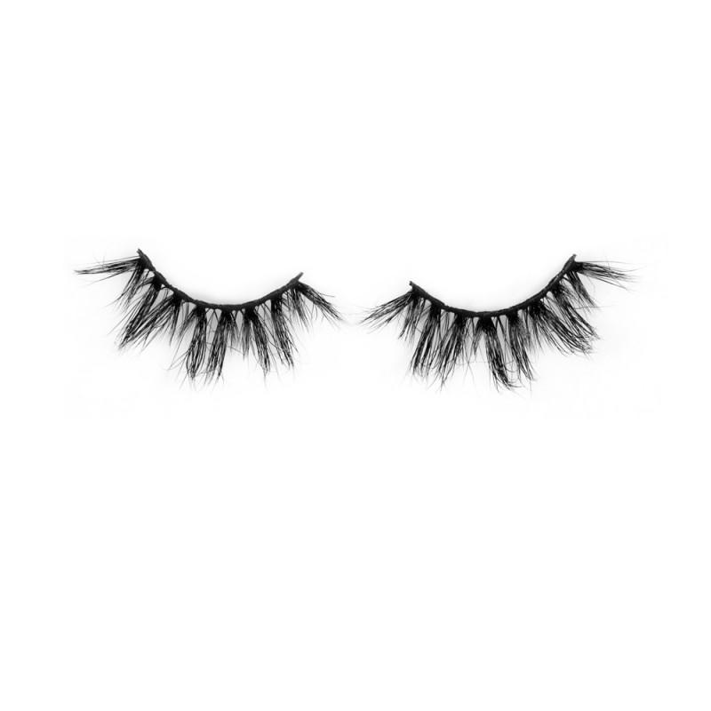 Hot Selling Natural Long 100% Real Mink Eyelash P159