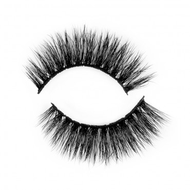 Hot Selling 3D Real Mink Eyelashes Vendor P161