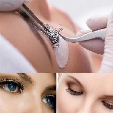 C Curl  Length 8-15mm  Eyelash Extensions Eyelash Extension Natural Black Lashes By EMEDA