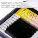 16 Rows  J  B C D Curl 0.15 Mixed Tray 8-15mm Lash Extension